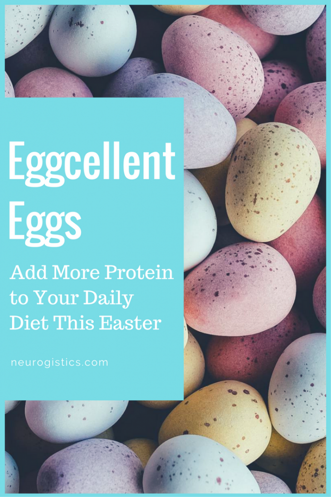 Are you getting enough eggs in your diet? Here's how to add more this Easter.