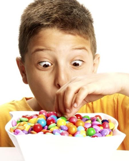 Study shows children who crave sugar are more likely to be obese as adults.