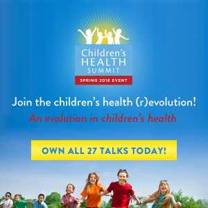 Children's Health Summit - Join 27 amazing experts online May 2nd to 9th for the Third Biannual Children & Teen's Health Summit, brought to you by the Lotus Health Project.