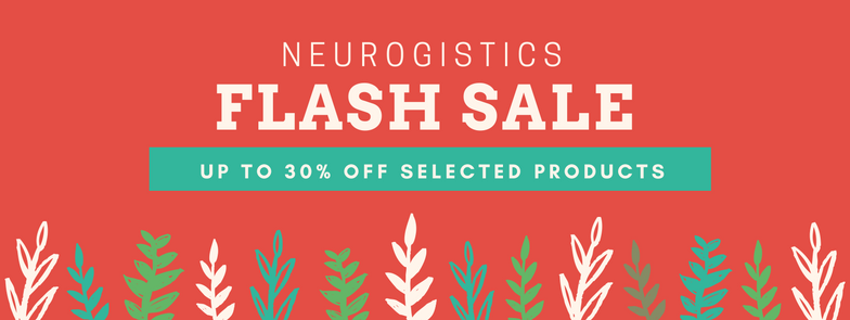 We are so excited to offer a FLASH Sale on popular products & test kits. For a limited time only take up to 30% off some of your favorite products.